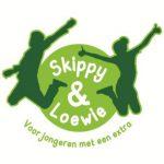 logo skippy&loewie