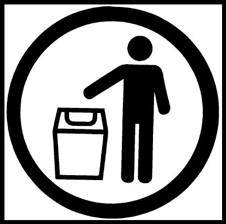 logo,vuilbakken,stomadragers